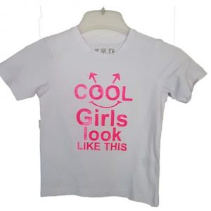 Kindershirts Cool girls